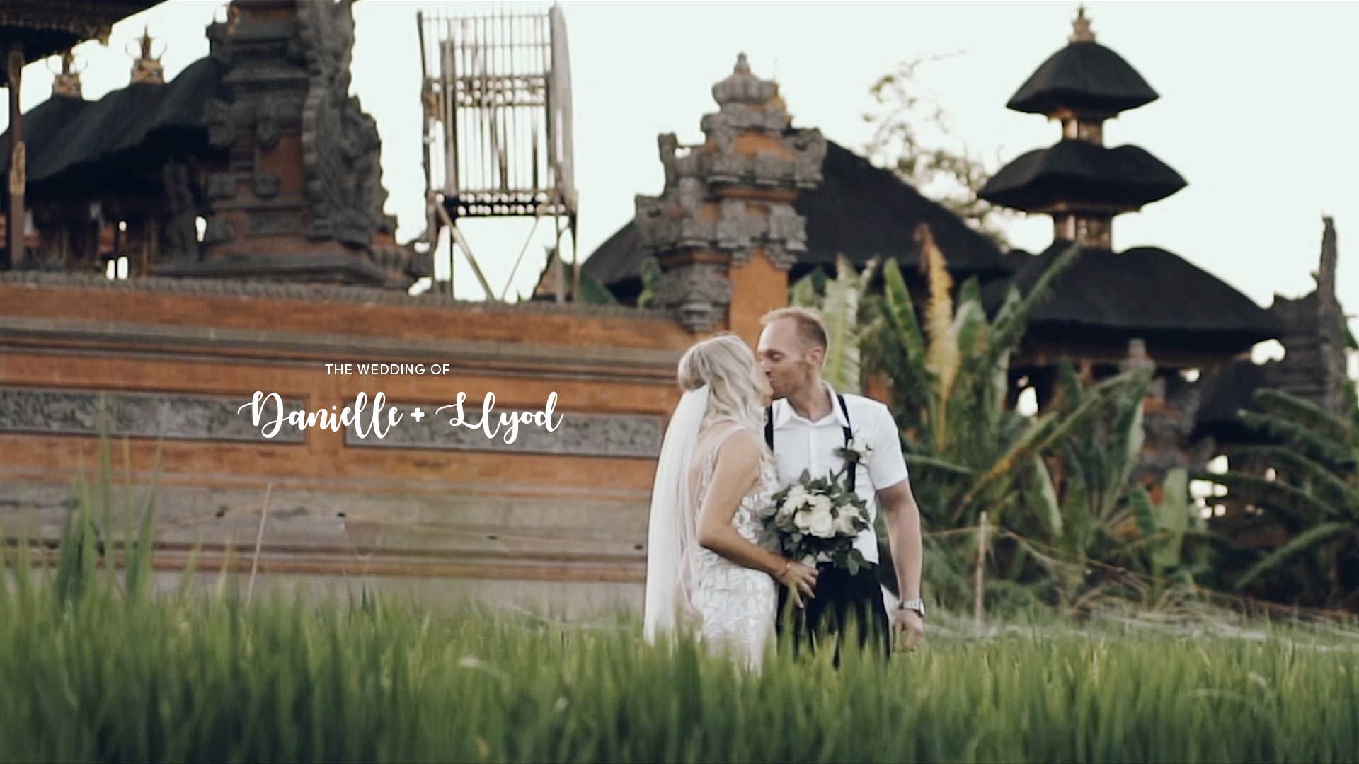 Bendega Nui Villa Bali Wedding