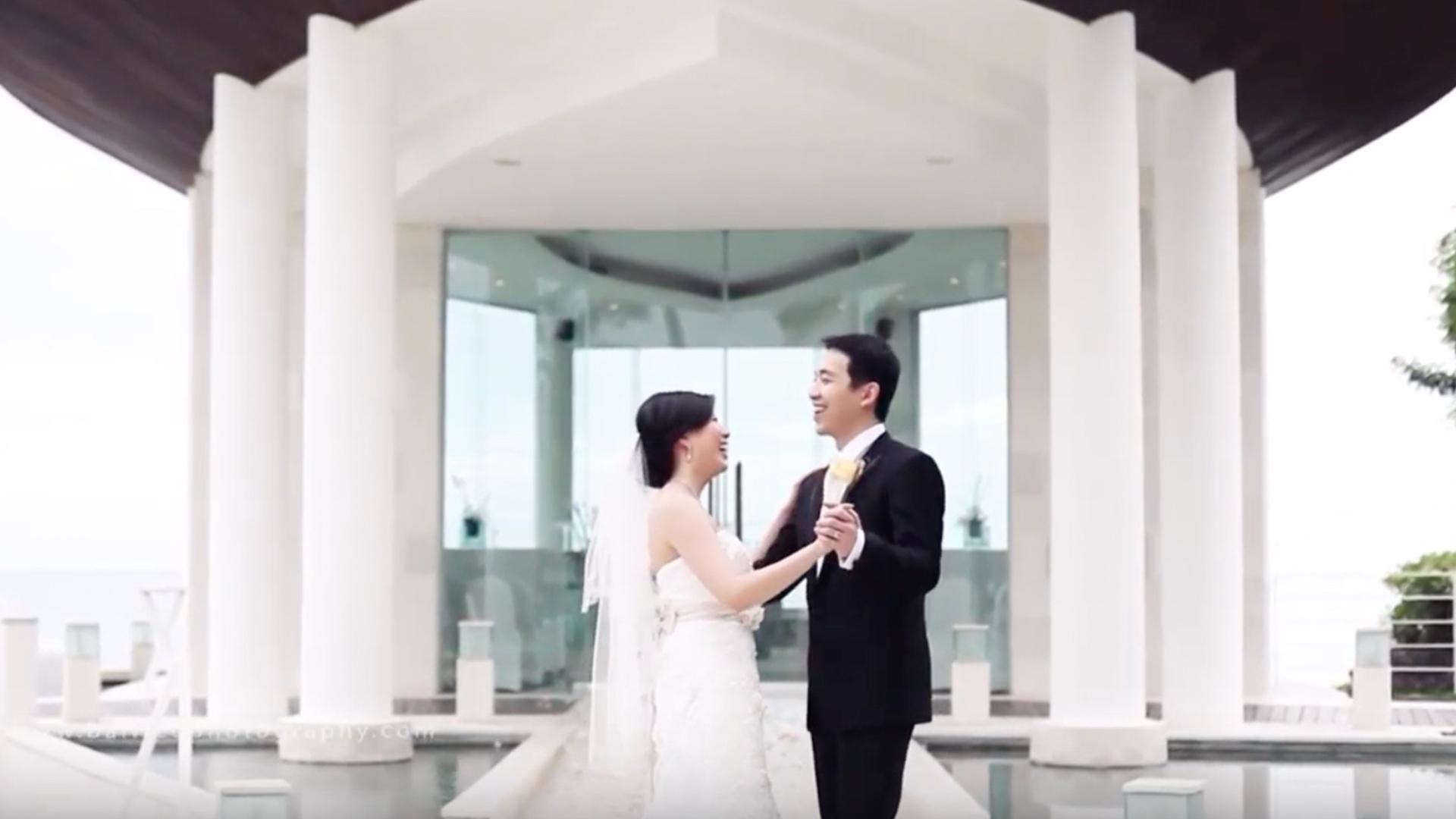 Nusa dua bali wedding