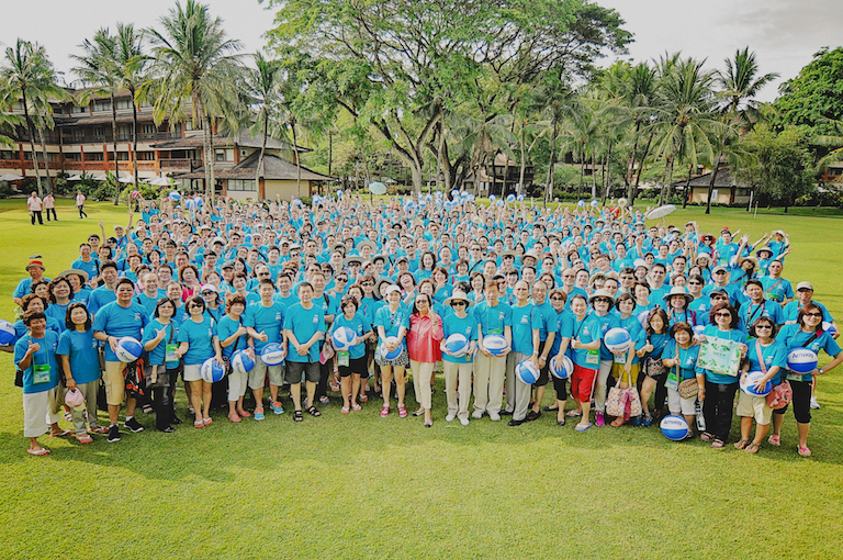 ClubMed Nusa Dua – AMWAY CHINA GROUP