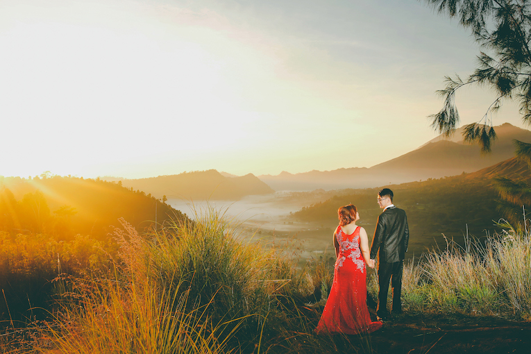 Bali Prewedding Photography – Yongky  & Yanti