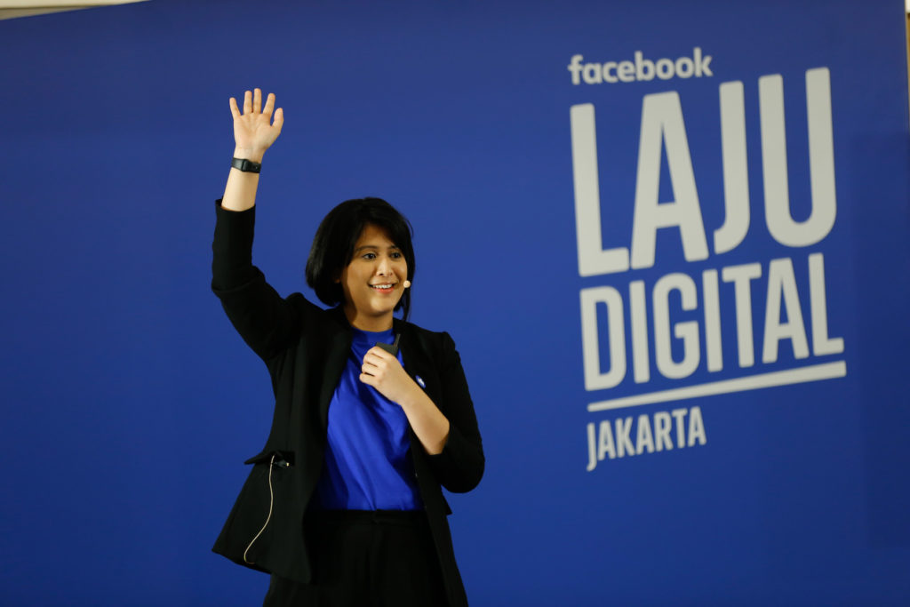 Facebook Laju Digital 2018