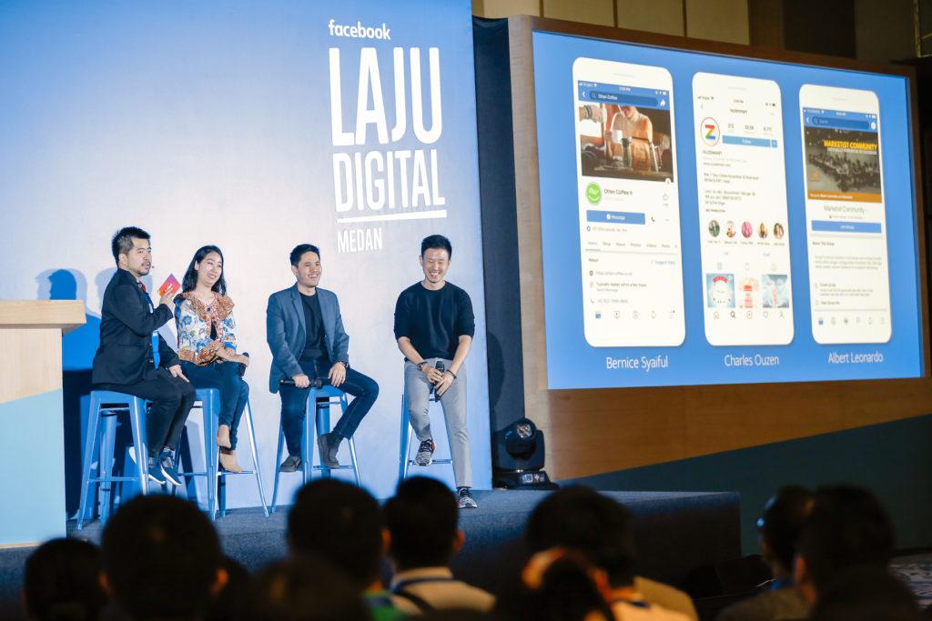 Facebook Laju Digital 2018 (JKT / MEDAN / YOGYA / SBY / BDO)