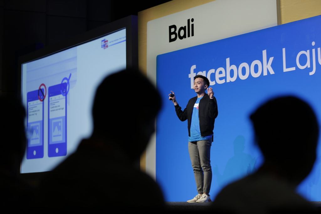 Facebook Laju Digital 2019