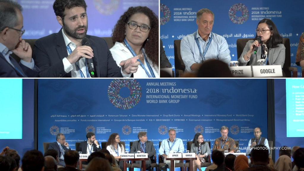World Bank – IMF 2018 Annual Meetings