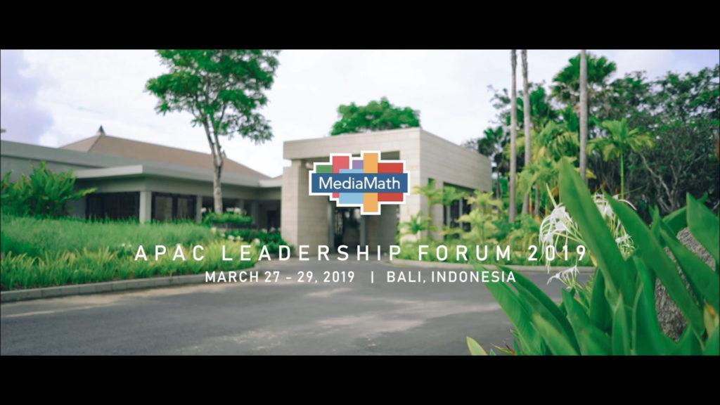 MediaMath APAC Leadership Forum 2019